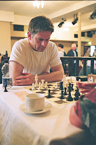 Roger Coathup Hartlepool Chess