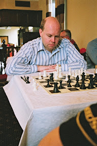 Paul Dargan Hartlepool Chess