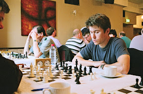 Antonio Moneva Jordan Hartlepool Chess