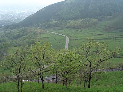 camino, montaña