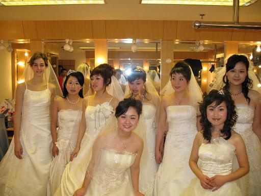 Trajes de novia chinos