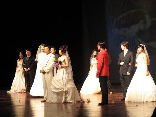 Teatro boda Huaxin