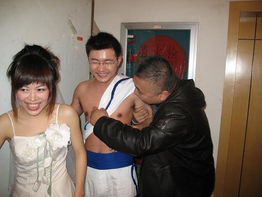 Alegria en el lado chino