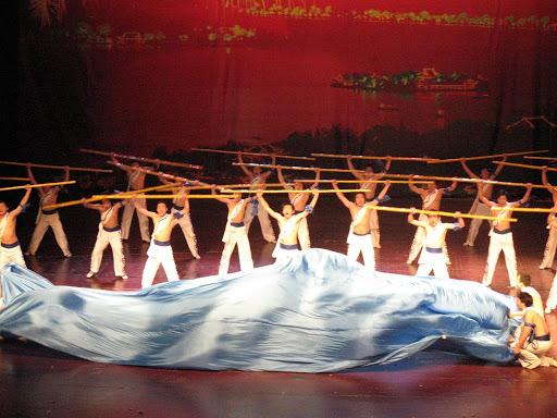 Chinese Bambu Show