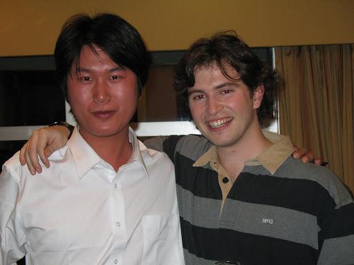 Nuestro amigo ZhanJie