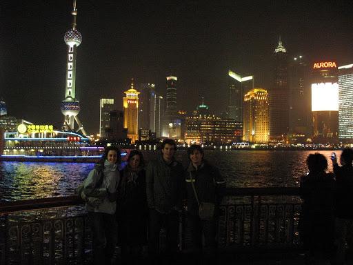 Los Huangpu y Pudong