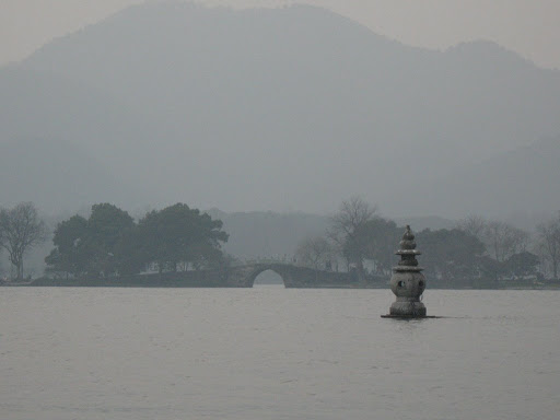 Monumento a la Luna de Hangzhou