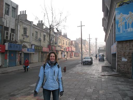 Calles de Qingdao