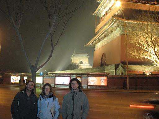 Torre Tamboor y Campana en Beijing