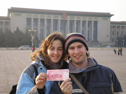 Gran Salon del Pueblo en Beijing