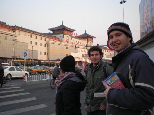 Mercado de Copias en Beijing