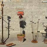 Bilder vom Skulpturen-Schweiss-Workshop