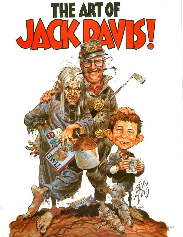 Jack Davis by Jack Davis