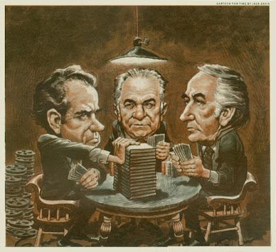 Jack Davis, Richard Nixon