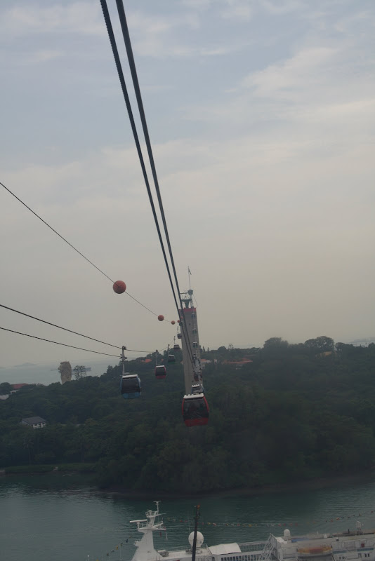 Cable Car to Saratosa Island