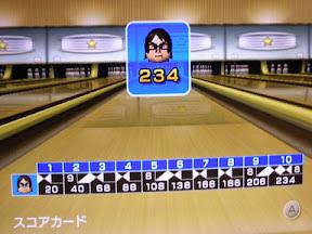 [Wii]我的WiiSports心得:保齡球篇
