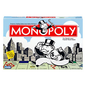 "[Funny]你玩過Monopoly,但你一定沒玩過""Ghettopoly""!"