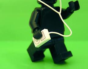 [逸品]PodBrix Steve Jobs的人形LEGO公仔…