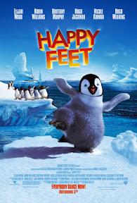 "[Movie]叫做""快樂腳""而不是""足爽""的Happy Feet觀後心得!"