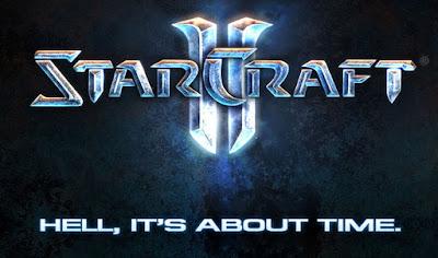 [SC2]終於出現!StarCraft II!It's RTS Game!