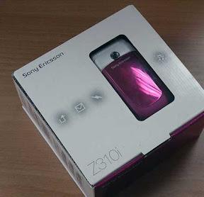 [Mobile]超級粉嫩的SE Z310i使用心得報告!