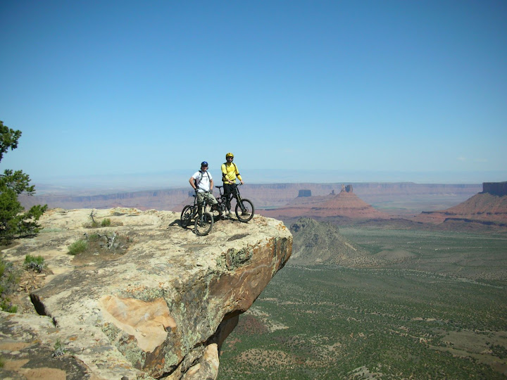 larry joe rock bikes moab