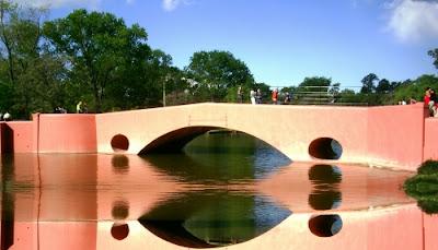 Le vieux pont de San Antonio de Areco