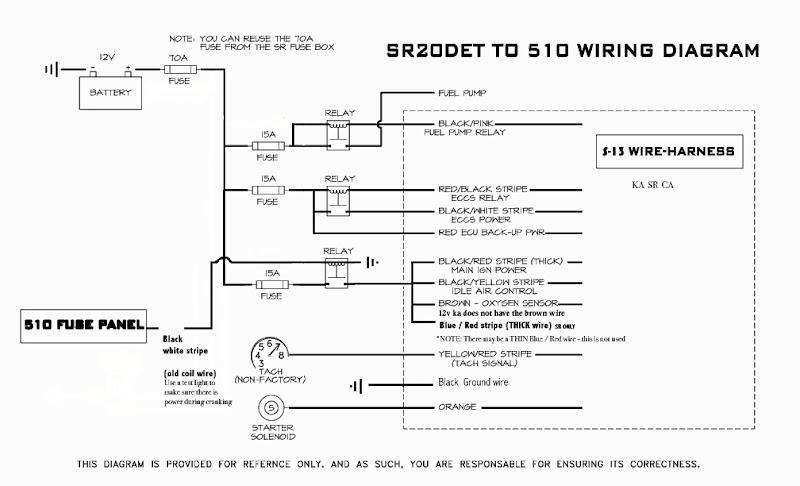 240sx eccs wiring diagram mustang wiring diagram