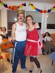 Freddy Mercury & Cyndi Lauper