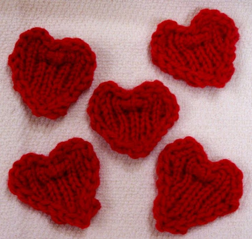 Loom Lore: My cheatin hearts: small gauge knitting on a ...
