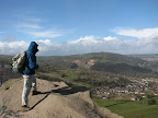 Robert on the Cromford Black Rocks