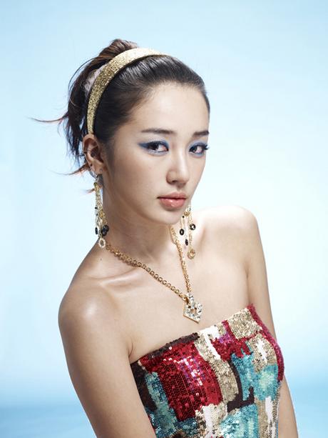 Korean Hotness and Asian Sensation Yoon Eun Hye pictures