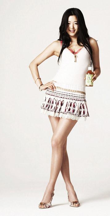 Korea star-Jeon Ji Hyun