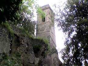 Galeria Antica: campanile