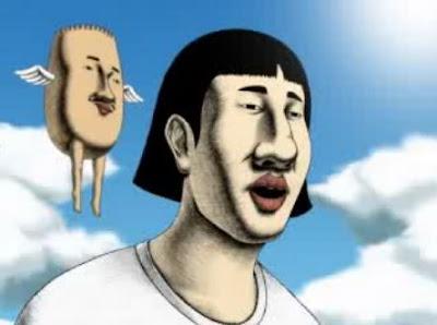 シュールな笑いアニメ「むきだしの光子」