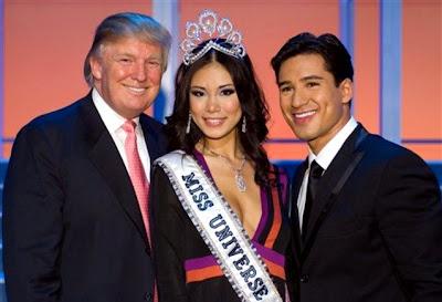 世界一の美女Miss Universe 2007に輝いた森理世の写真いろいろ1
