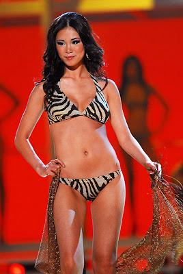 世界一の美女Miss Universe 2007に輝いた森理世の写真いろいろ3