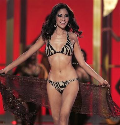 世界一の美女Miss Universe 2007に輝いた森理世の写真いろいろ2