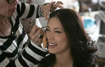 世界一の美女Miss Universe 2007に輝いた森理世の写真いろいろ4