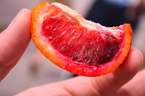 Navel Blood Orange