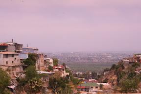 Las casas en Tijuana