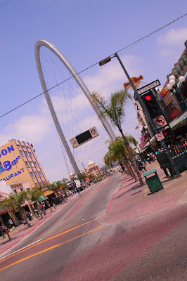 El arco de Tijuana