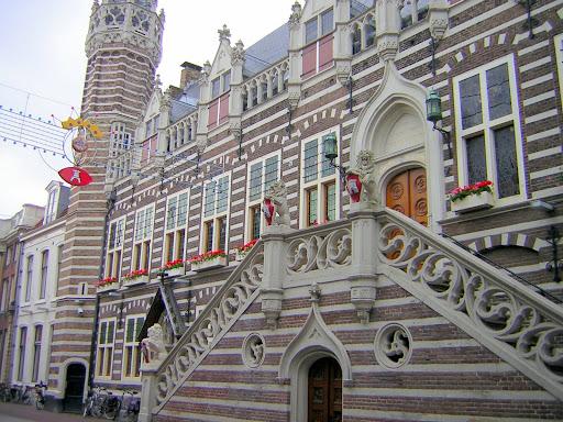 Alkmaar Chiesa, link qui per dimensioni reali
