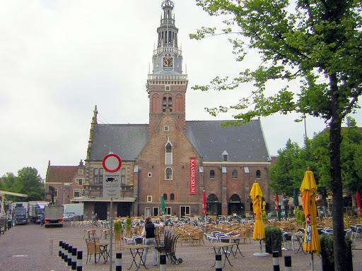 Alkmaar edificio, link qui per dimensioni reali