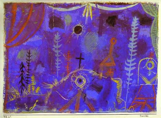 Paul Klee, Hermitage