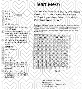 heather knitz patterns: New on Ravelry: Fabric Knitting and Crochet!