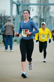 Steveston 8km race