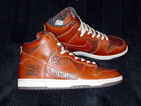 lbj pe nike dunk high brown LeBrons non signature shoes: Nike Dunk