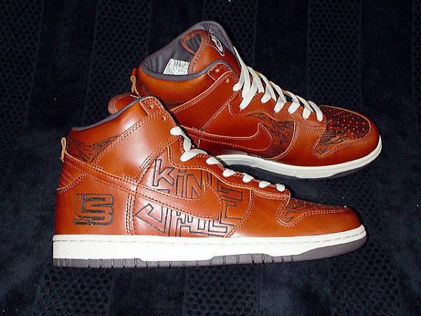 LeBron8217s nonsignature shoes Nike Dunk