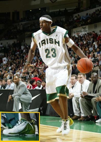 LeBron8217s nonsignature shoes Nike Basketball 12